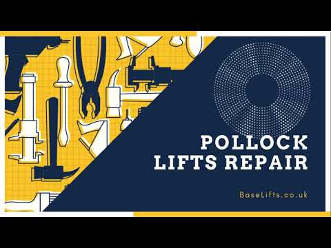 Pollock Lifts Repair, Servicing and Maintenance