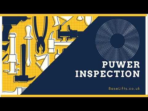 PUWER INSPECTION