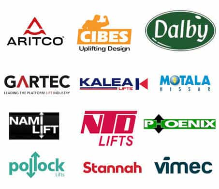 The brands we service